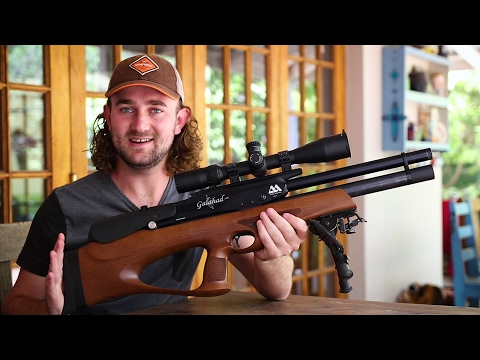 The (Long Overdue) Air Arms Galahad Review