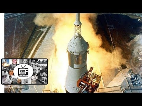 Breathtaking Slow-Motion Apollo Launch 16mm Footage
