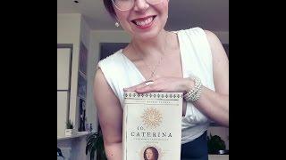 """Un libro in tre minuti - """"Io, Caterina"""" di Francesca Riario Sforza"""