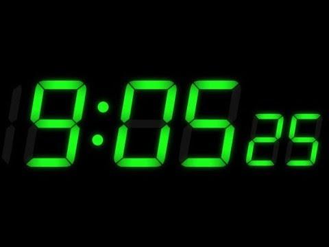 Digital Clock with HTML, CSS, and JavaScript thumbnail
