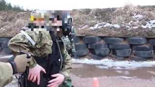 Тренировка спецназаПревью плейт керриера Wartech