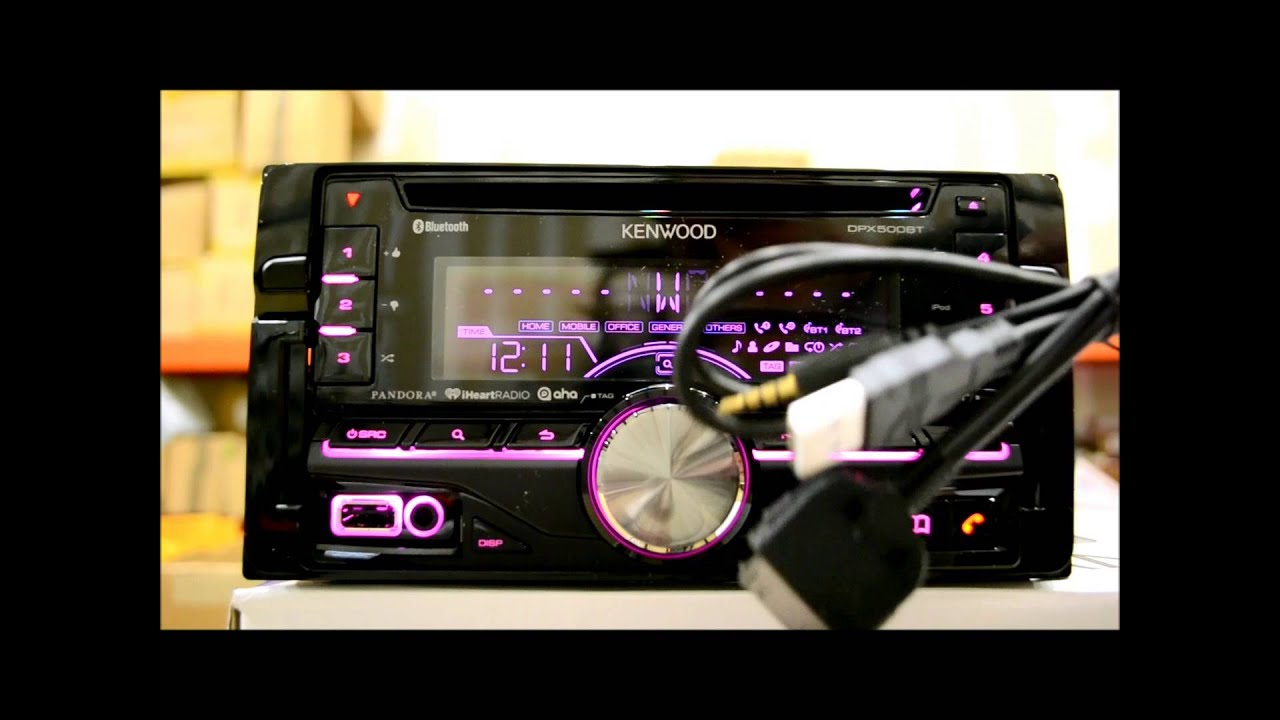 My detailed kenwood dpx500bt stereo review youtube cheapraybanclubmaster