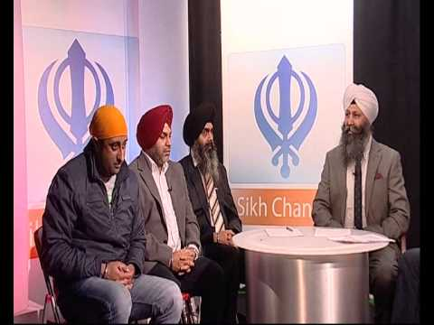 180114 Guru Nanak Darbar Gurdwara, Dublin, Ireland - Financial Appeal Show