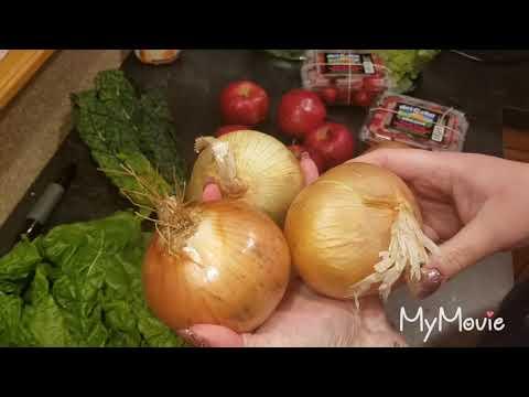 Misfits Market Organic Fruit & Veggies Haul