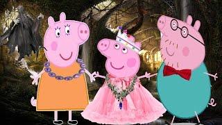 ЗУБНАЯ ФЕЯ ВСЕ СЕРИИ ПОДРЯД Свинка Пеппа Мультики для детей онлайн Peppa Pig