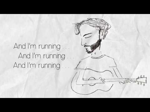 Santiago Laserna - Running (lyric Video)