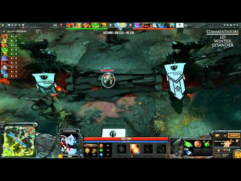 DK vs iG - Game 5 (WPC-ACE - Grand Finals)