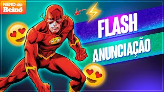 FLASH: ANUNCIAÇÃO