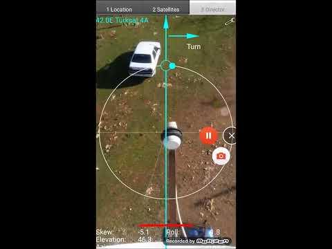 telefonla uydu bulma 2 satelite director android uydu cihazı yap zekitez uydu kurulum ayarla calibre