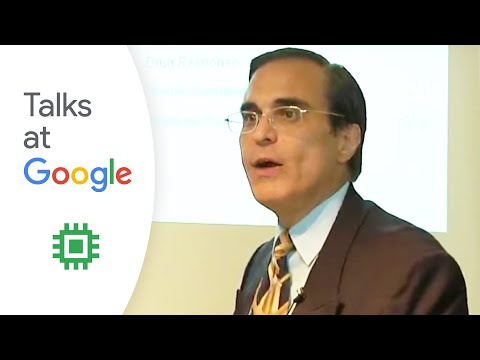 """Jose Cordeiro: """"The Future of Technology and the Technology of the Future""""   Talks at Google"""