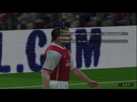 PES6 Everton FC - Arsenal FC