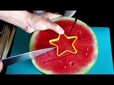 DIY Fruit Art