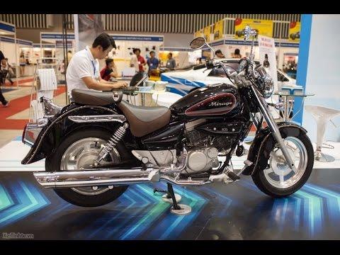 Hyosung GV250 xe PKL của Hàn Quốc sắp bán tại Việt Nam