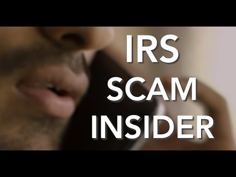 DZL - How the IRS phone scam works. You need to watch this.