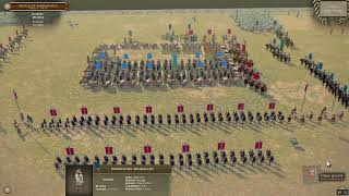 Field of Glory 2- Legions Triumphant\ Adrianople(Goths)
