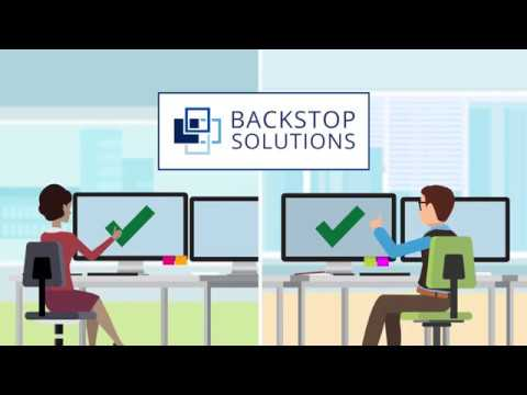 BACKSTOP SOLUTIONS: EVERY MINUTE MATTERS FOR THE ALTERNATIVE INVESTMENT INDUSTRY