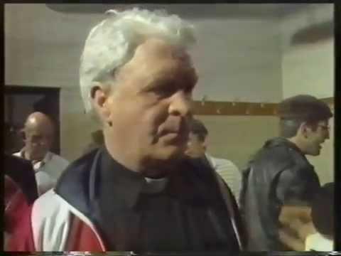 Cork Hurling Final 1990 post match interviews
