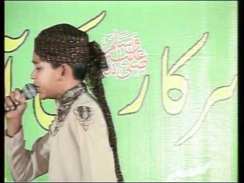 Mehfil-e-Milad (26-03-2007) - 23 of 27 - Naat - Ya Mustafa - Farhan Ali Qadri