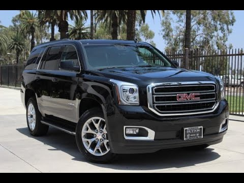 2015 Gmc Yukon Slt >> 2015 Gmc Yukon Slt Review