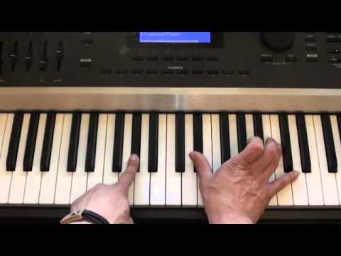 How to play Chandelier on piano - Sia - Chandelier Piano Tutorial ...