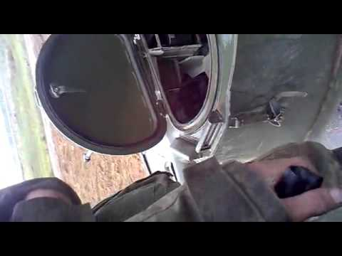 ВДВ.обучение стрельбы с БМД 2