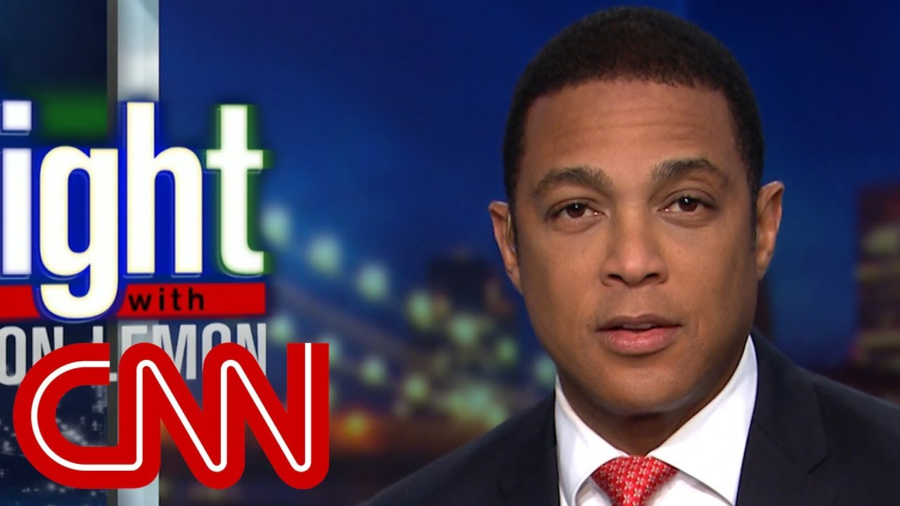 don lemon calls out trump for lying to troops faces youtube