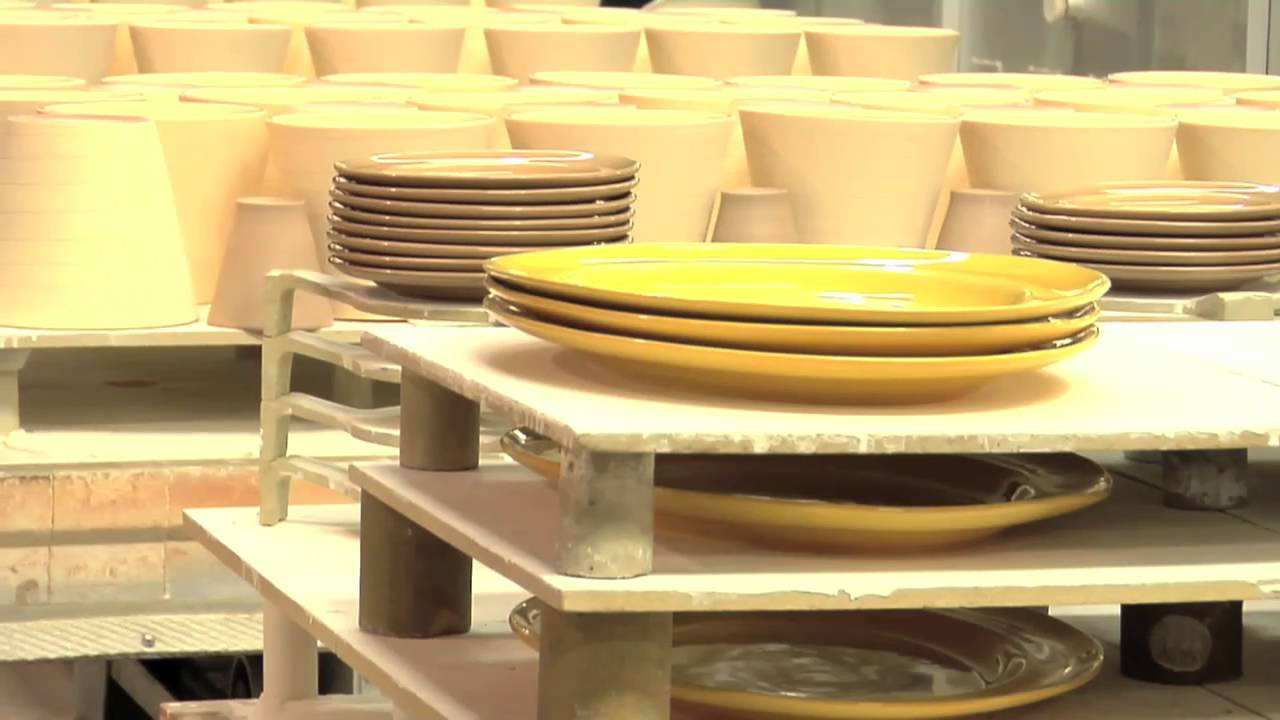 Handmade Ceramic Dinnerware A Portuguese Family Tradition | Pottery Barn - YouTube & Handmade Ceramic Dinnerware: A Portuguese Family Tradition | Pottery ...