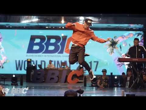 Bboy Cloud Showcase   BBIC 2017 Bucheon South Korea 2017