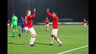 Goals Jong AZ - Almere City FC