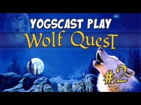Wolf Quest Part 2 - I'm Boss, Back Off