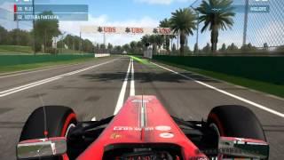 F1 2013 PC - Facciamoci un giro a Melbourne