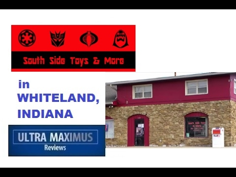South Side Toys in Whiteland Indiana