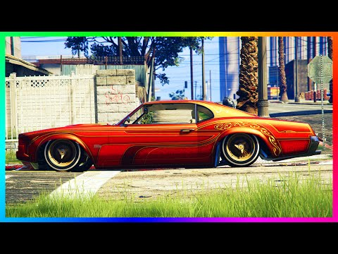 gta 5 lowrider dlc download