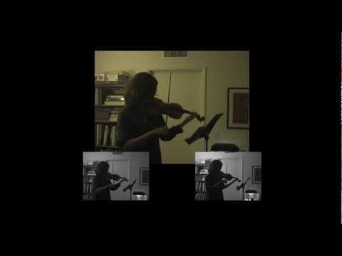 Bloody Tears (Castlevania II) Violin Cover