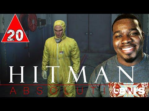 Hitman Absolution Gameplay Walkthrough Part 20 - Decontaminant - Lets Play Hitman