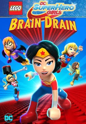 LEGO DC SUPER HERO GIRLS BRAIN DRAIN เลโก้ แก๊งค์สาว ดีซีซุปเปอร์ฮีโร่ ทลายแผนล้างสมองครองโลก