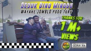 Sesuk Dino Minggu Cipt Hasan Wayahe Jomblo Turu Tiktok Reggae Ska Gedruk Version MP3