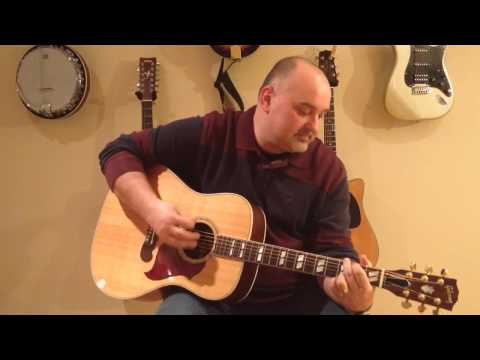 How to Play Darlin' - Johnny Reid (cover) - Easy 5 Chord Tune