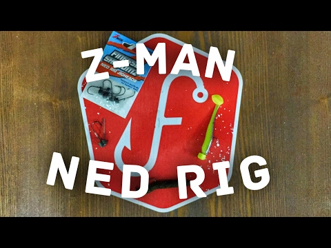 Fishing Tackle Review - The ZMan Lures Ned Rig
