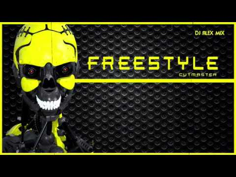 Dj Alex Mix - Freestyle Cutemaster [ARV Video Edit]