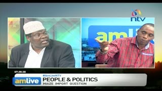 Miguna Miguna accuses Wamatangi of giving examples that don't help Jubilee