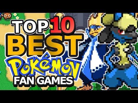 Top 10 Best Pokemon Fan Games 2019