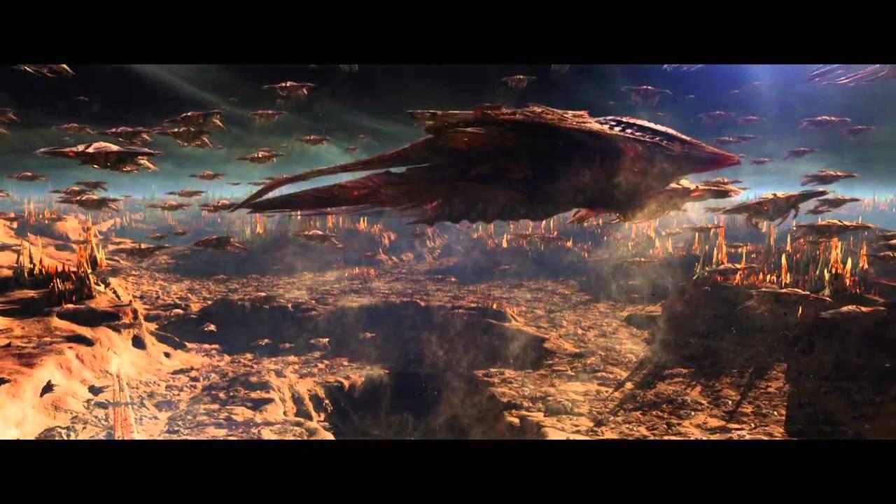 El juego de Ender - Trailer final en español (HD)