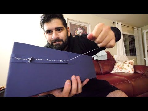 THIS UNBOXING FROM ADIDAS IS CRAZY!!! (NEXT HYPED SNEAKER??)