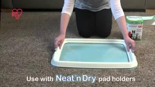 IRIS Neat 'n Dry Training Pads