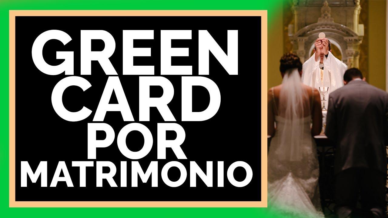Green Card Por Matrimonio: Obtener la Green Card Cuando Te Casas