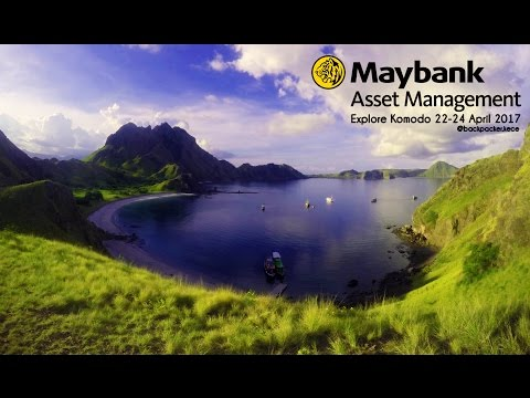"Komodo Island 22-24 April 2017 Aerial Video Maybank "" Asset Management """
