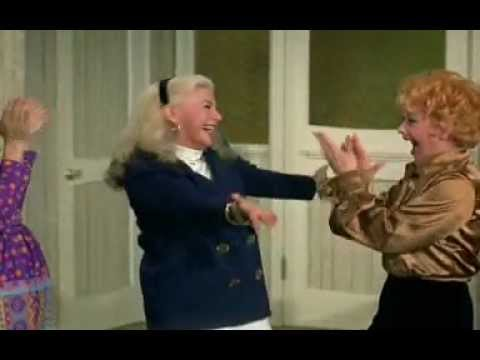 Ginger Rogers and Lucy do The Charleston