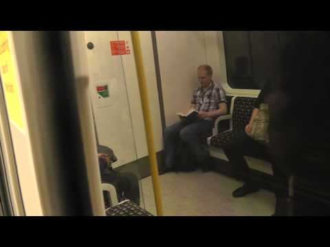 Full Journey on the Hammersmith & City Line (S7 Stock) From Barking to Hammersmith