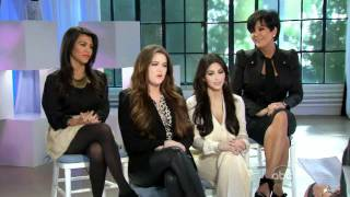 Kardashians on Barbara Walters '10 most fascinating people'